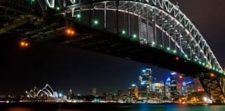 syndey bridge australia