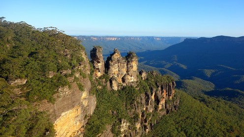 Three Sisters, Blue Mountains, Australia