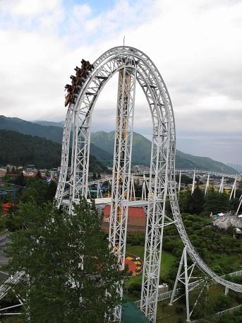 Fuji-Q Highland Theme Park, Japan