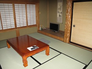 Typical ryokan, Japan