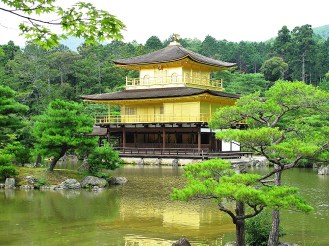 Golden Pavilion, Kyoto, Japan