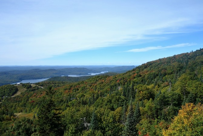 Laurentian Mountains, Quebec, Canada