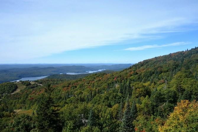 Laurentian Mountains, Quebec, Canada