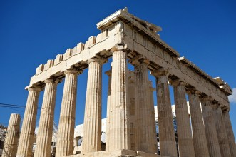 The Parthenon, The Acropolis, Athens, Greece