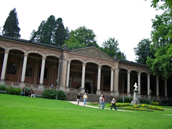 Trinkhalle, Baden-Baden