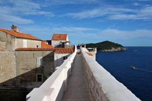 City Walls, Dubrovnik