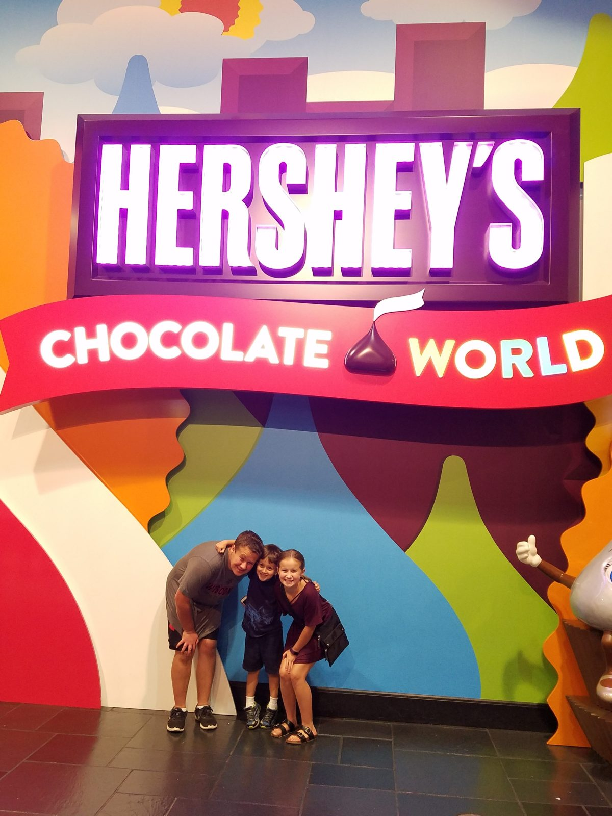 How to Get a Sweet Treat at Hershey's Chocolate World