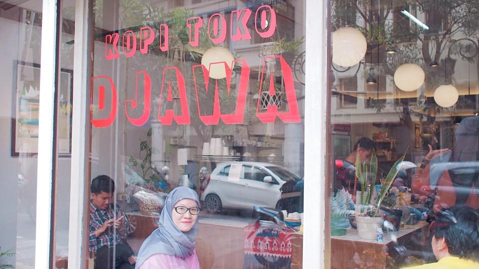 toko kopi djawa tempat ngopi di Bandung
