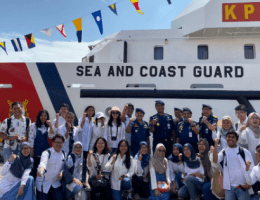 kapal patroli KN Trisula KPLP