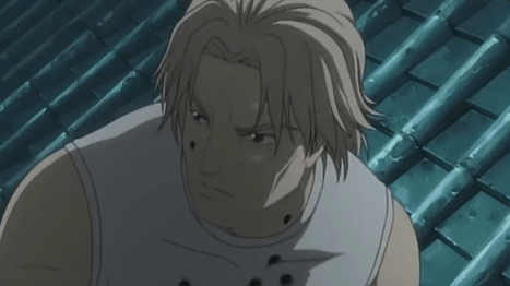 Kuze from Ghost In the Shell 2nd Gig