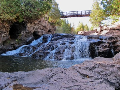 Fifth Falls Trail: Gooseberry Falls State Park – Travel ...