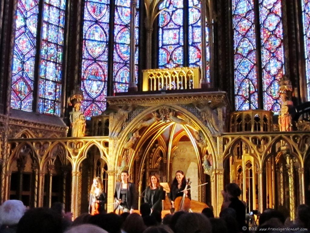 Vivaldi And La Sainte Chapelle A Transcendental Travel