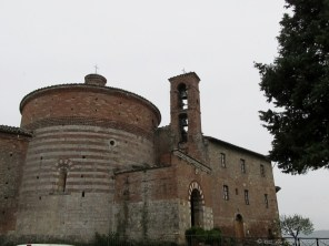 Montesiepi Chapel