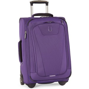 Travelpro rollaboard purple