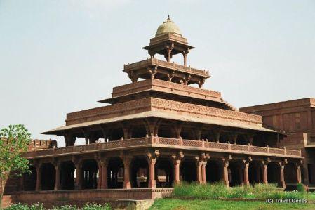 09-Fatehpur_Sikri_Panch_Mahal