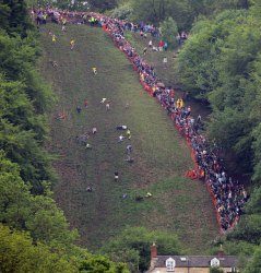 20-cheese rolling