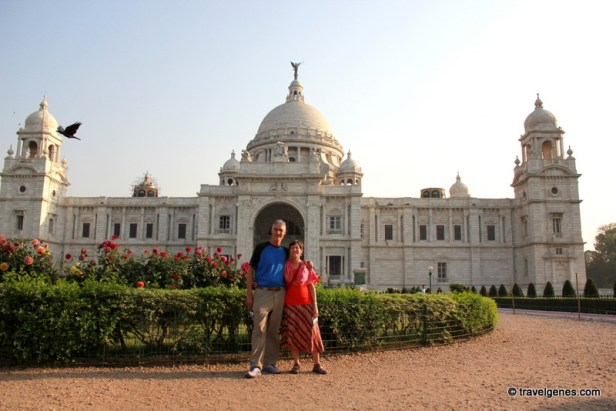 Victoria Memorial Kolkata Tour