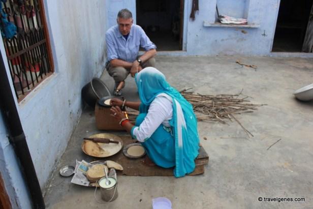 rural tourism india travel