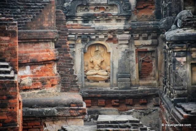 Temple Library Nalanda Bihar