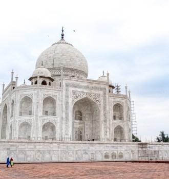 Taj Mahal Agra Day trip from Delhi