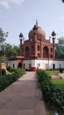 Red Taj Agra