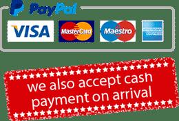 tour payments