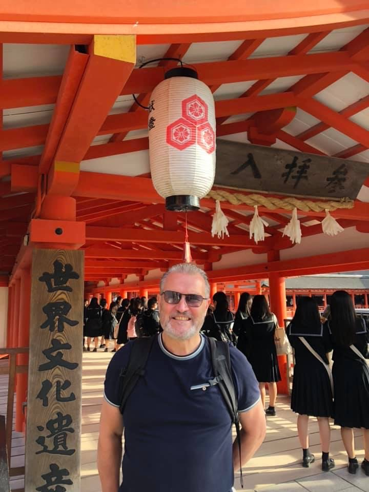 Service Review From Mr And Mrs Mitchell Who Travelled To Japan