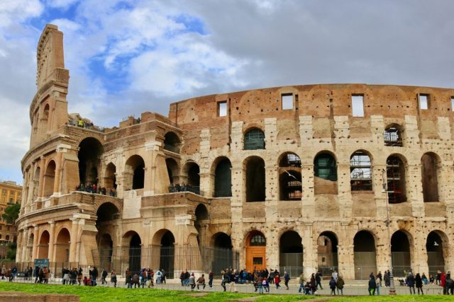5x Toffe attracties in Rome en hier ga je lekker uit eten