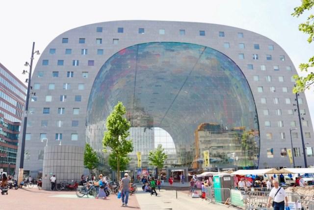 Markthal Rotterdam | Hotspot Rotterdam