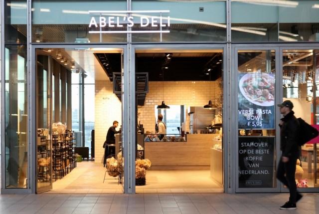 Review Abel's Deli Utrecht