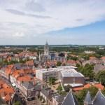 Abdijplein in Middelburg