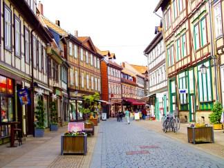 Wernigerode Town