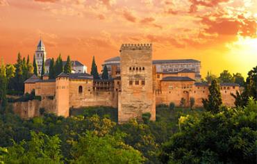Alhambra Granada TGT
