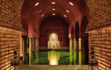 Hammam Al Ándalus Travel Granada Tour