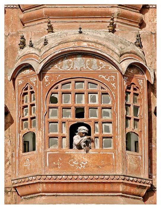 jaipur window