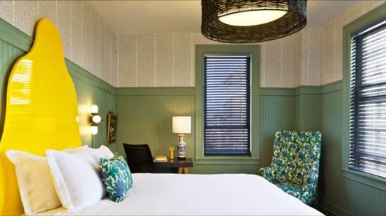 Hotel Triton SF Scrapbook Room 4