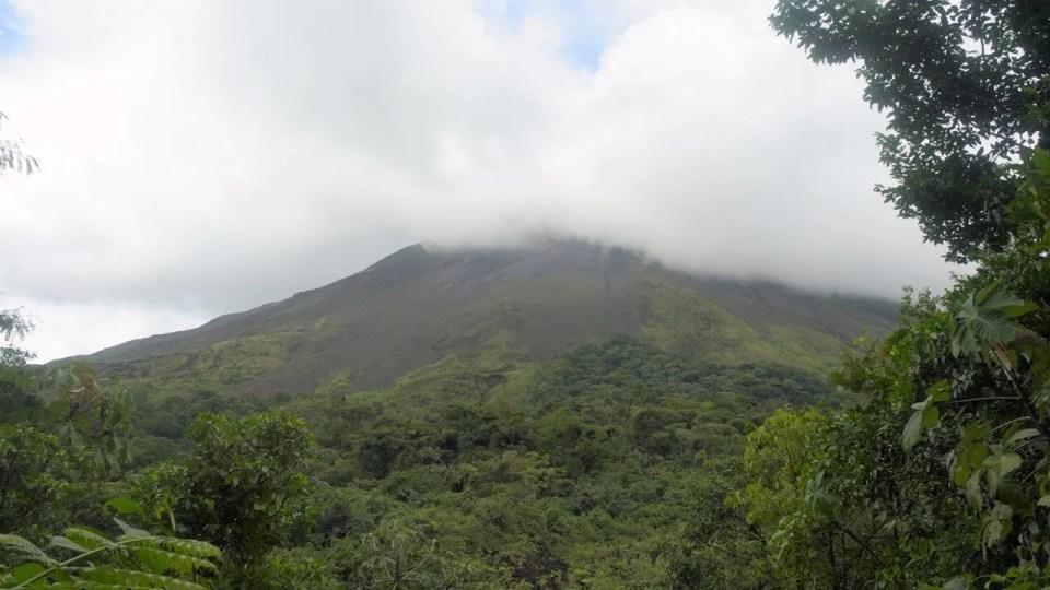 Costa Rica, Volcan Arenal: di vulcani e fango