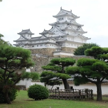 castelli Giappone