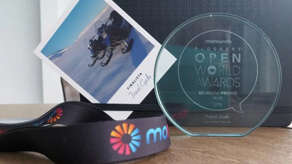 Abbiamo vinto agli Open World Awards 2018!