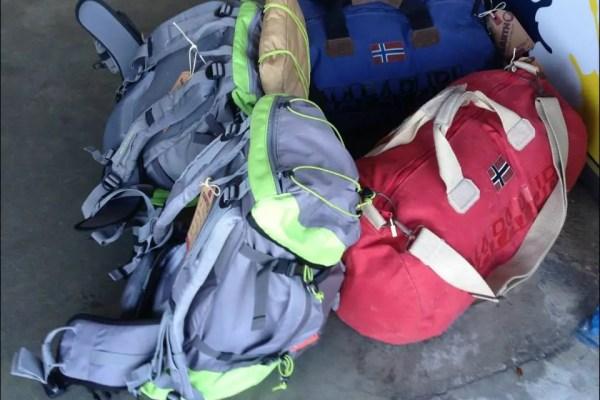 Come preparare i bagagli