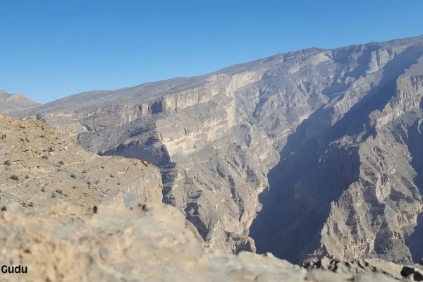 Oman: affacciarsi sul Grand Canyon d'Arabia