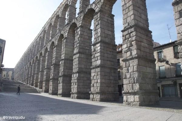 Segovia in un giorno