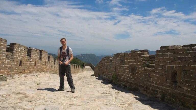 Cina: Pechino e la Muraglia proibita