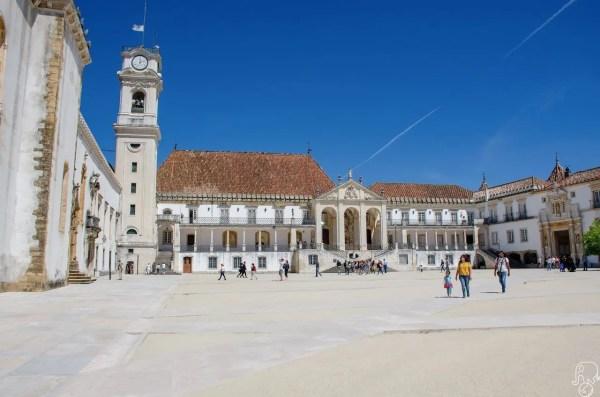 Coimbra: cosa vedere