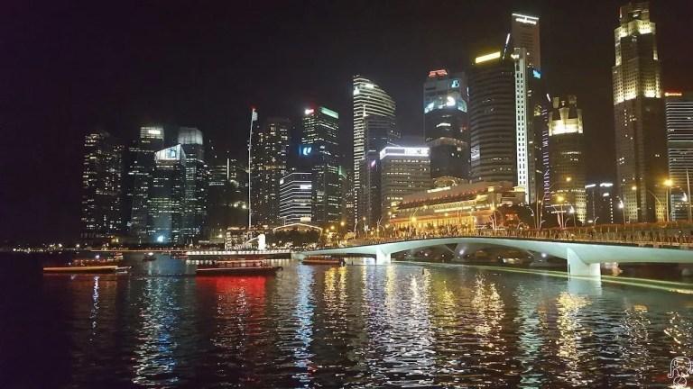I quartieri di Singapore