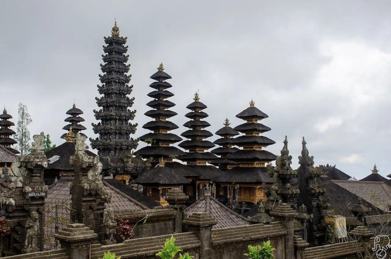 il Tempio Madre di Bali