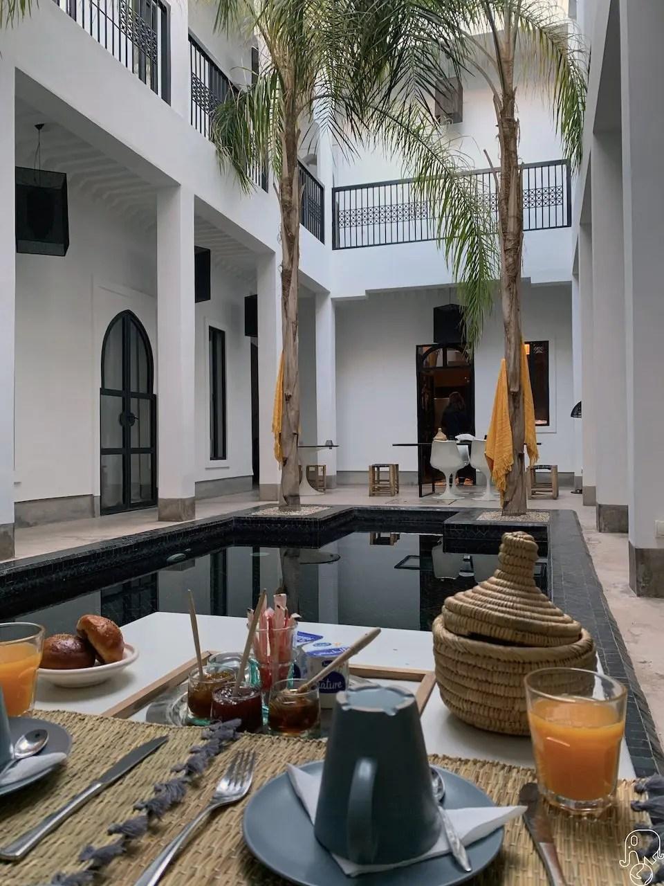 Marrakech dove dormire