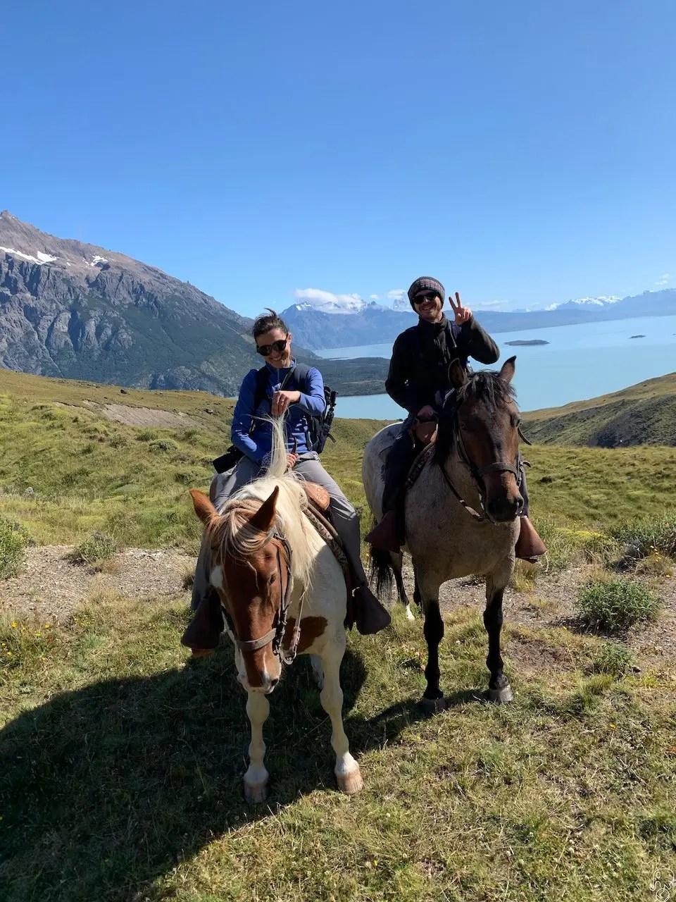 patagonia a cavallo
