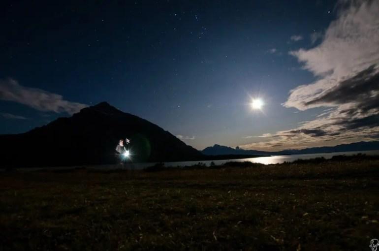 cielo notturno patagonia