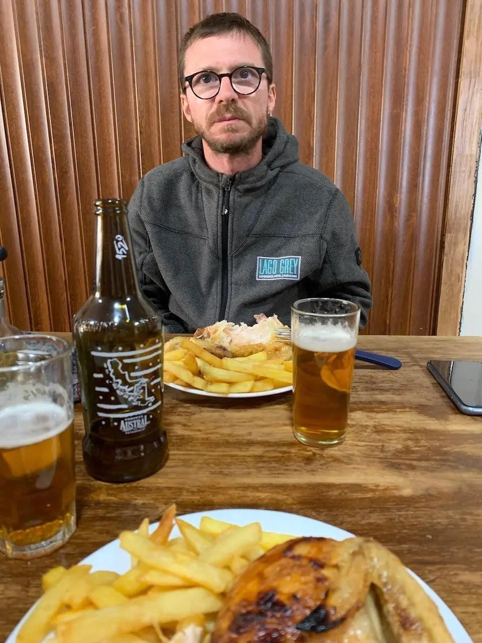 mangiare in Cile
